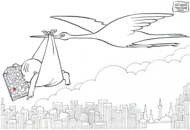 Karikatür Sanati üzerine Yazilar